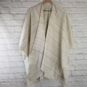 Lucky Brand NWT  Striped Kimono